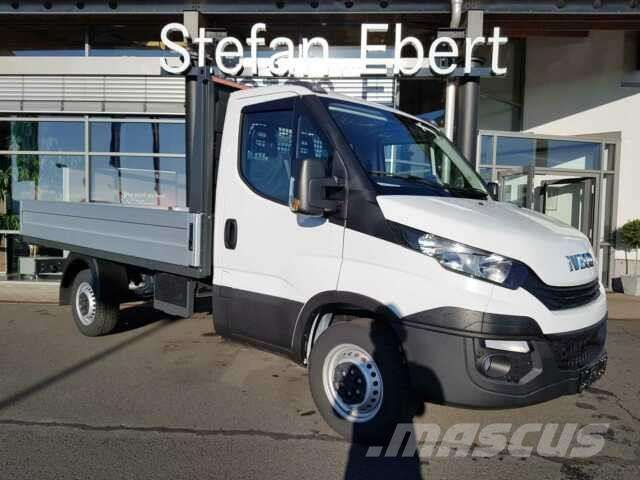 IVECO DAILY 35 S 14 PRITSCHE TEMPO+ KLIMA+ AHK+ KOMFORT